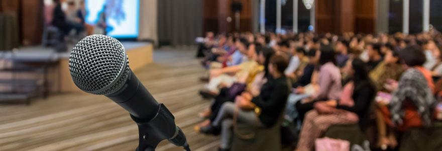Apprendre la prise de parole en public